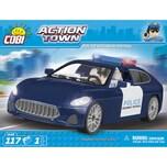 Cobi Bausteinset Action Town Police Highway Patrol 1548