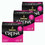 Dallmayr Capsa Espresso Barista XXL 3 x 39 Kapseln