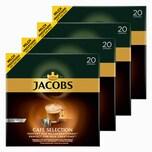 Jacobs Café Selection 4 x 20 Kapseln