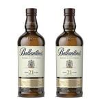 Ballantines 21 Jahre 40% 2x700 ml