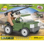 Cobi Bausteinset Small Army Border Patrol Vehicle 2166