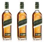 Johnnie Walker Green Label 15 Y 43% 3x700 ml