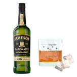 Jameson Caskmates Whiskey Stout Edition Set mit Mood Whiskyglas 40%700 ml