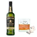 Jameson Caskmates Whiskey Stout Edition Set mit Mood Whiskyglas 40%700 ml