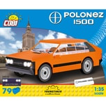 Cobi Bausteinset Youngtimer Collection FSO Polonez 1500 24532