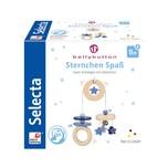 Selecta Spielzeug Sternchen Spaß Spiel Anhänger Blau