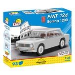 Cobi Bausteinset Youngtimer Collection Fiat 124 Berlina 1200 24521