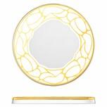 Eisch Tortenplatte Stargate Gold Satiniert 31 cm