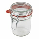 Dr. Oetker Bügelverschlussglas 370 ml Liebevoll Hausgemacht