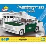 Cobi Bausteinset Youngtimer Collection Wartburg 353 Polizei 24558