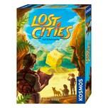 KOSMOS Lost Cities - Auf Schatzsuche Würfelspiel