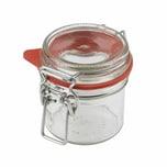 Dr. Oetker Bügelverschlussglas 135 ml Liebevoll Hausgemacht