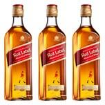 Johnnie Walker Red Label 40% 3x1 L