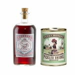 Monkey 47 Sloe Gin Bundle mit Pickled Onions 29% 500 ml