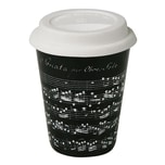 Könitz Vivaldi Libretto Coffee to go Becher Black 380 ml