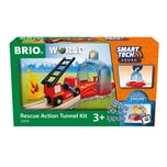 BRIO World Smart Tech Sound Feuerwehreinsatz