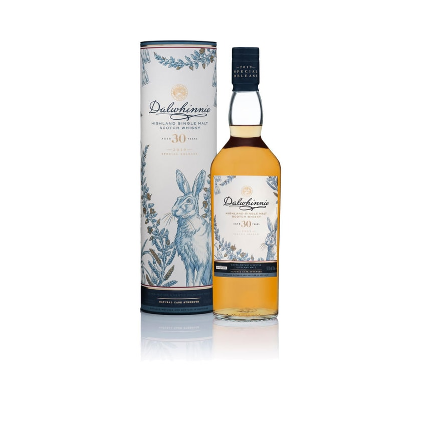 Dalwhinnie 30 Jahre Special Release 2019 43% 700 ml