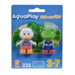 Aquaplay Lotta & Nils Spielfiguren Figuren Bootsfiguren Wasserbahn Zubehör 2-tlg.
