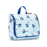 reisenthel toiletbag XL Leaves Blue 4 L