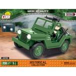 Cobi Bausteinset World War 2 M151 A1 MUTT 2230