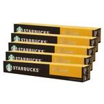 Starbucks Blonde Kaffee Espresso Roast 5 x 10 Kapseln