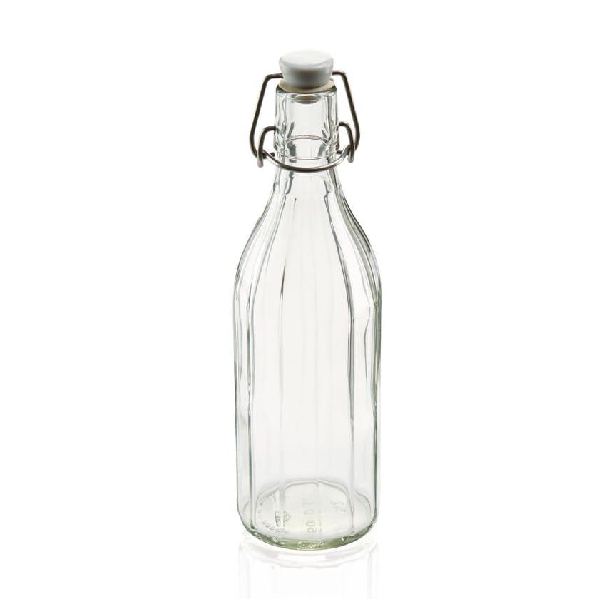 Leifheit Flasche mit Drahtbügelverschluss 0.5 L