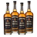 Jameson Black Barrel 40% 4x700 ml