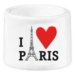 Koziol i-Cup I Love Paris 2er Set Weiß