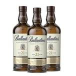 Ballantines 21 Jahre 40% 3x700 ml