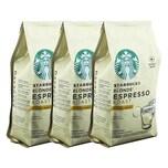 Starbucks Blonde Espresso Kaffee 3 x 200 g