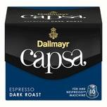Dallmayr Capsa Espresso Dark Roast 10 Kapseln