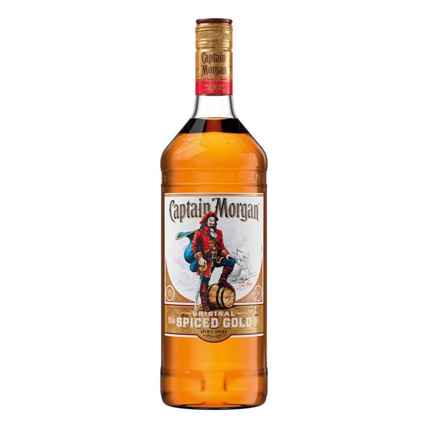 Captain Morgan Original Spiced Gold 35% 6x1 L