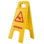 Leifheit Professional Warnschild Rutschgefahr