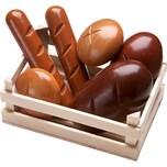 HABA Biofino Kaufladen-Set Brot und Brötchen