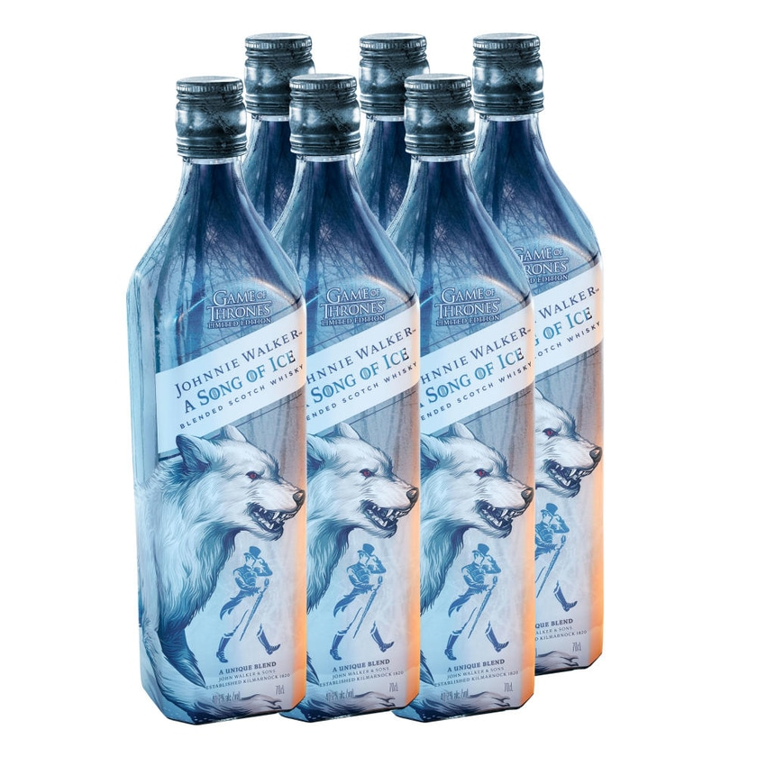 Johnnie Walker A Song of Ice 40.2% 6x700 ml
