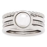 Leonardo Jewels Perla 3er Ring 17