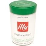 Illy Espresso Entkoffeiniert / Decaffeinato 250g
