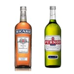 Pernod & Ricard Set 2x1 L