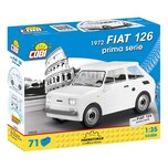 Cobi Bausteinset Youngtimer Collection 1972 Fiat 126 prima serie 24523