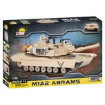 Cobi Bausteinset Armed Forces M1A2 Abrams 2619