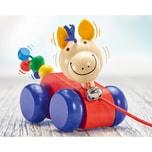 Selecta Spielzeug Lilli Nachzieh Pferd