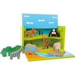 Legler small foot Spielbox Zoo