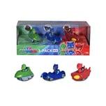 Dickie Toys PJ Masks 3er Pack