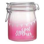Ritzenhoff & Breker Cool Summer Einmachglas Rosa 750 ml