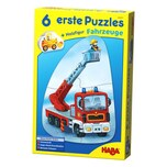 HABA 6 erste Puzzles – Fahrzeuge