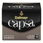 Dallmayr Capsa Espresso Ristretto 10 Kapseln