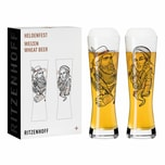 Ritzenhoff Weizenbierglas Heldenfest Weizen 2er-Set 001