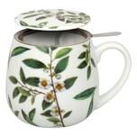Könitz My Favourite Tea Green Tea Kuschelbecher mit Sieb und Deckel 420 ml