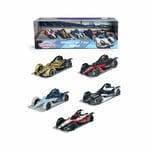 Majorette Formula-E Gen 2 Cars 5er Set