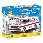 Cobi Bausteinset Youngtimer Collection Wartburg 353 Tourist Med. 24559